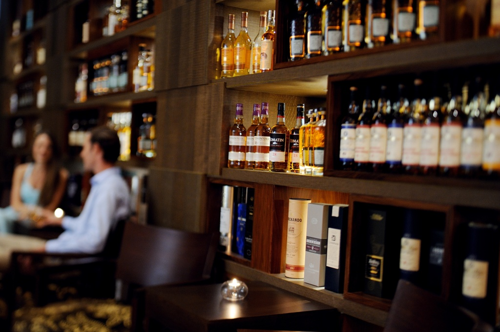 The WOW Whisky Library