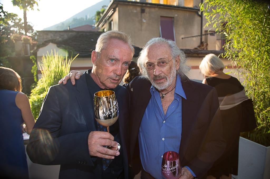 Moet_Chandon_Festival del film Locarno_5.8.2015_Udo Kier_Jerry Schatzberg