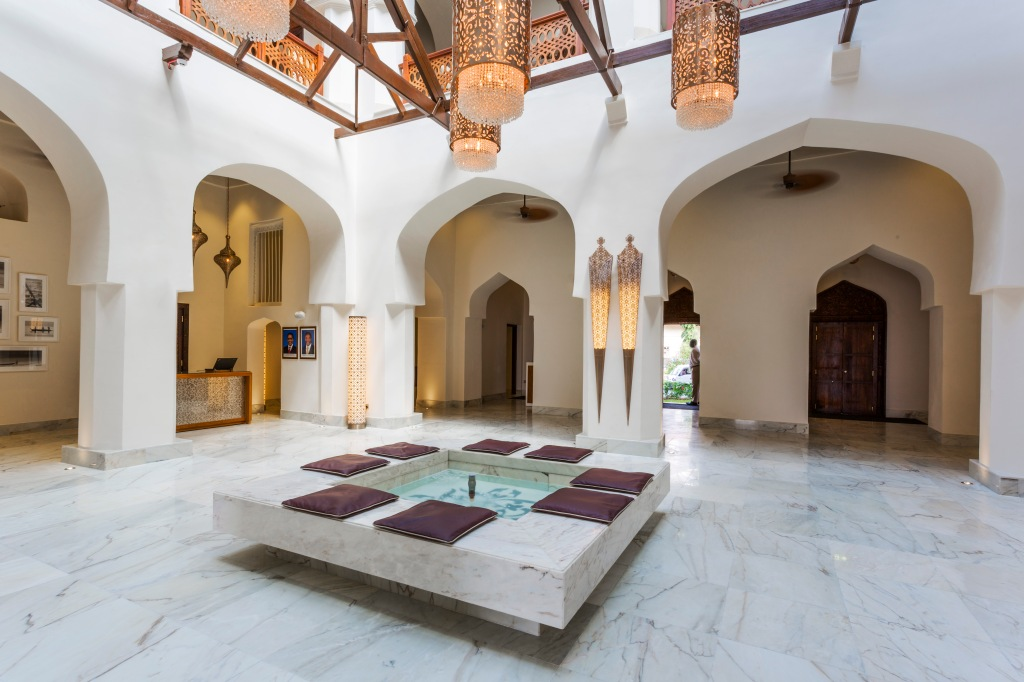 Park Hyatt Zanzibar Lobby (2)