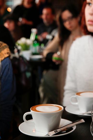 Getty Images for Nespresso 'Auf einen Kaffee mit...'