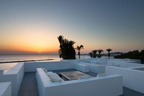 Almyra-Kyma Suiten Terrassen Sunset