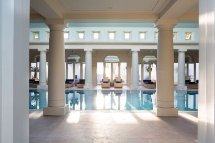 Anassa_Thalassa Spa_Indoor Pool