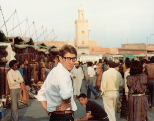 3) Yves Saint Laurent. Place Djemaa El Fna. © Reginald Gray