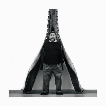 Ai_Weiwei_Portrait_Photo Alfred Weidinger