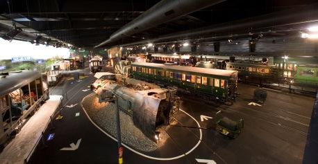 3 dŽcembre 2007. CitŽ du train. Mulhouse.