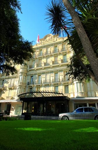 Hôtel Hermitage Façade