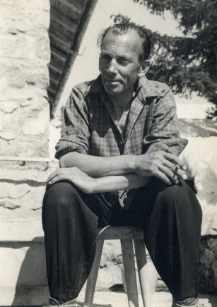 Peter Lindsay, chalet Tara