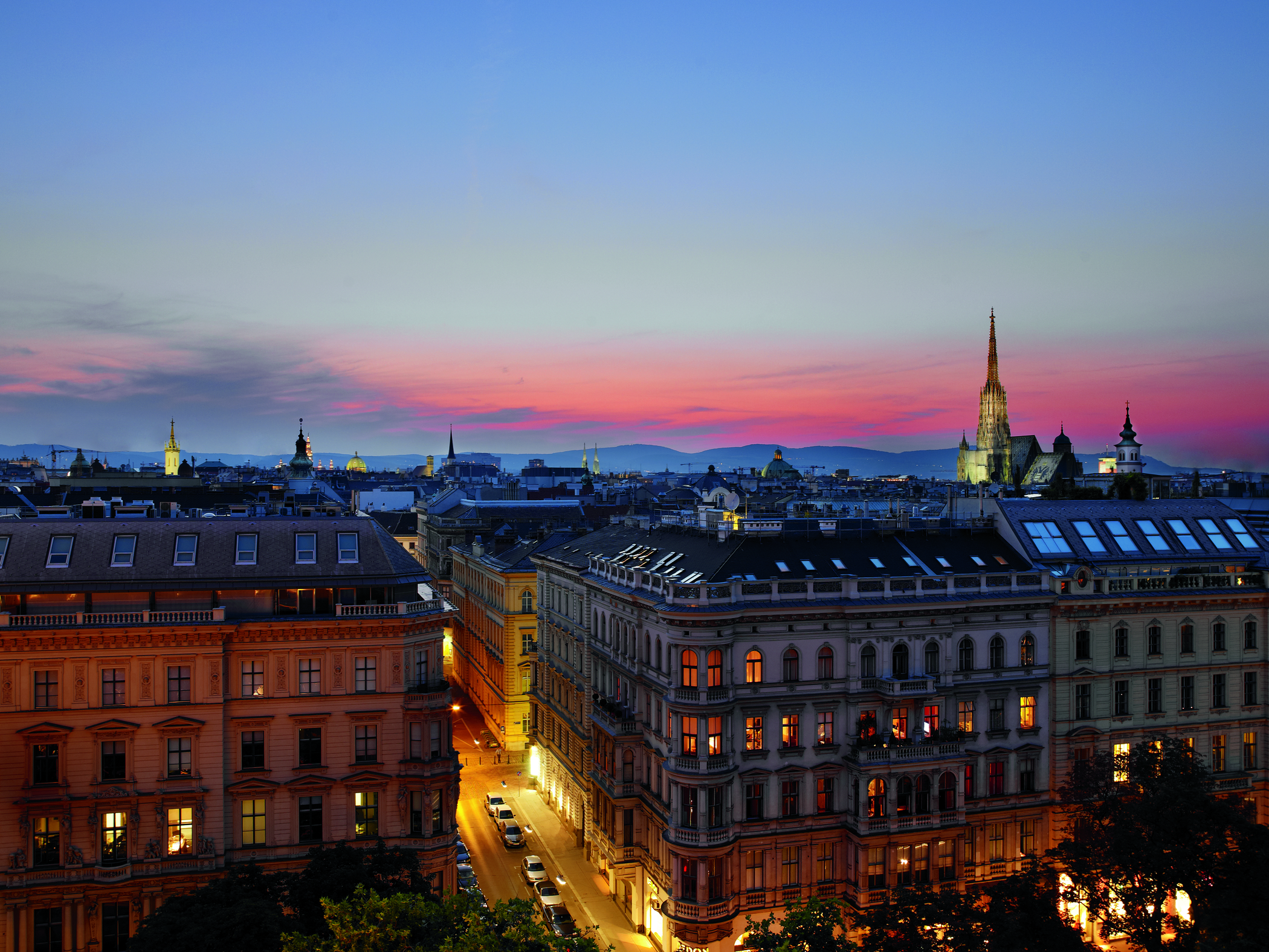 The Ritz-Carlton, Vienna 2