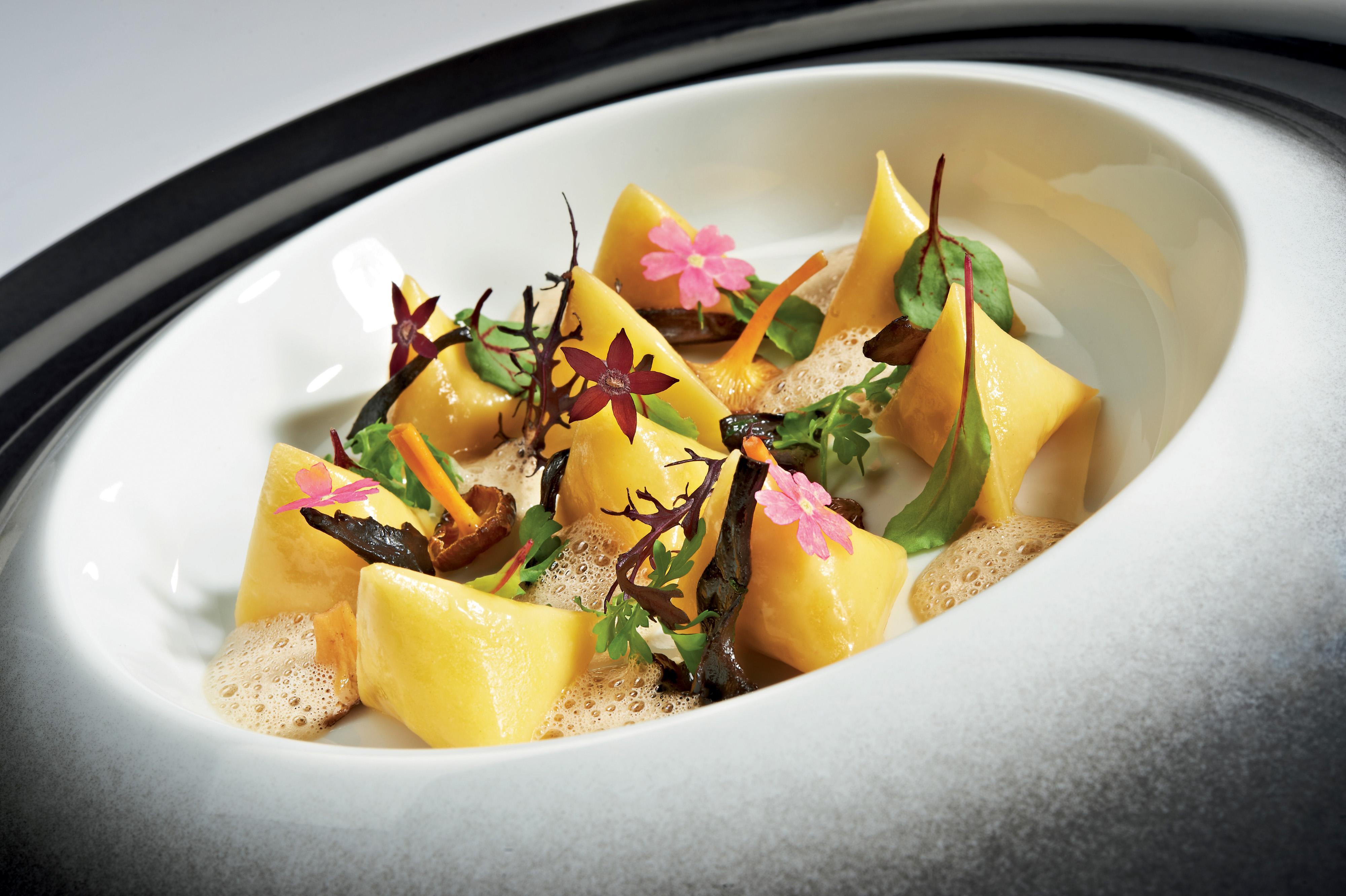 BRP - Anne Sophie Pic - Gastronomic Restaurant - Plat
